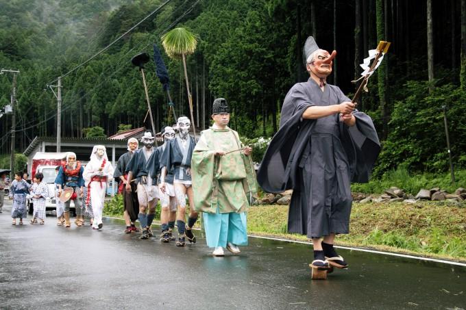 祇園社の神楽